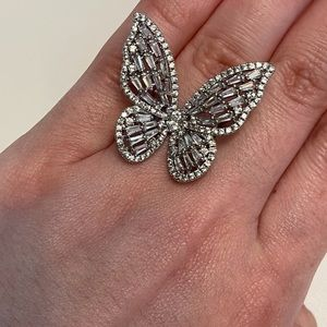 2/$30 Butterfly Ring